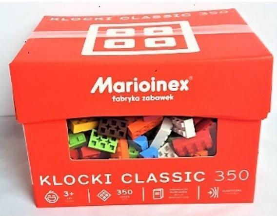 Klocki Classic 350 elementów