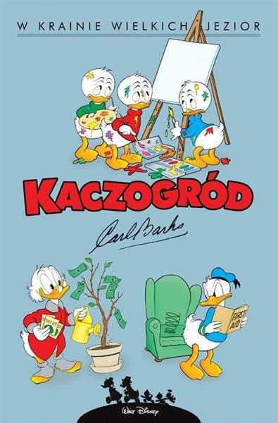 Kaczogród. W krainie wielkich jezior