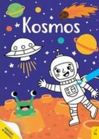 Moja kolorowanka. Kosmos