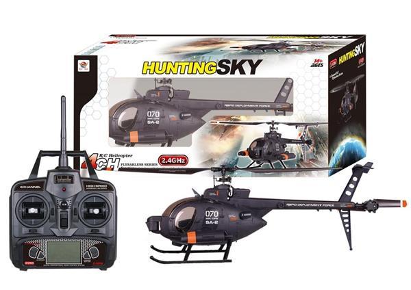 Helikopter latający R/C