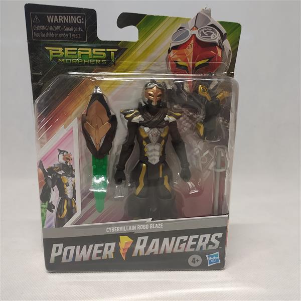 Zabawka Power Rangers Cybervillain Robo Blaze