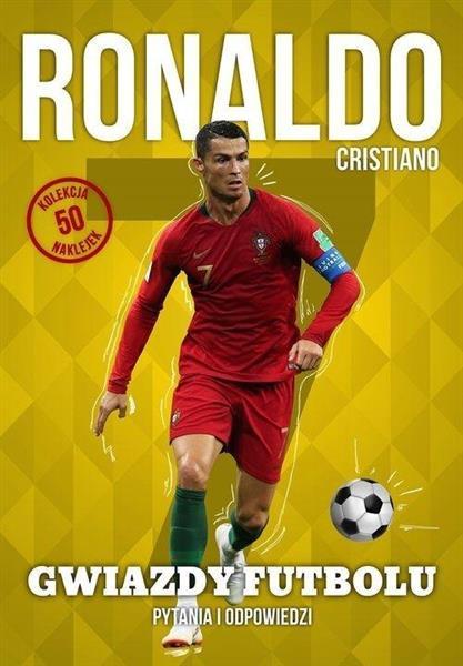 Gwiazdy Futbolu. Cristiano Ronaldo