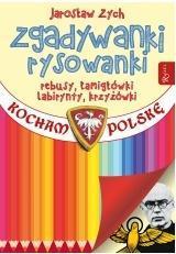 Kocham Polskę. Zgadywanki ryskowanki