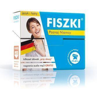 Niemiecki. Fiszki - Poznaj Niemcy