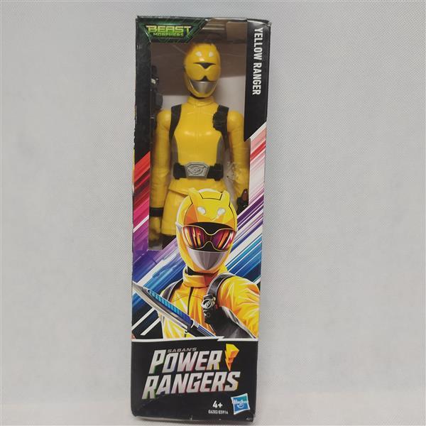 Figurka Power Rangers - Yellow Ranger