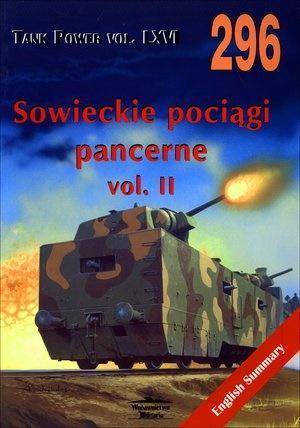Sowieckie pociągi pancerne vol. II. Tank Power 296