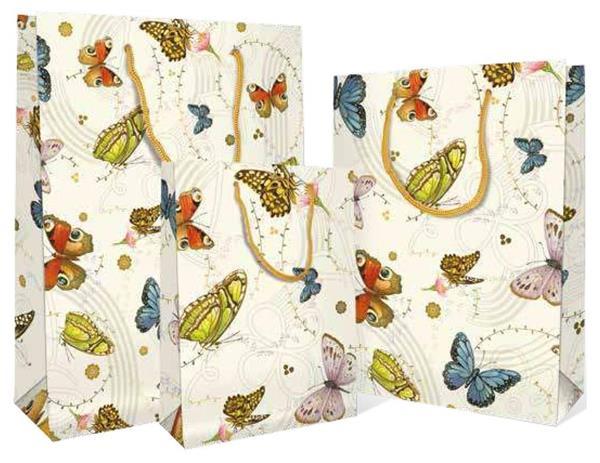 Torebka ozdobna BXS502079 Farfalle mała