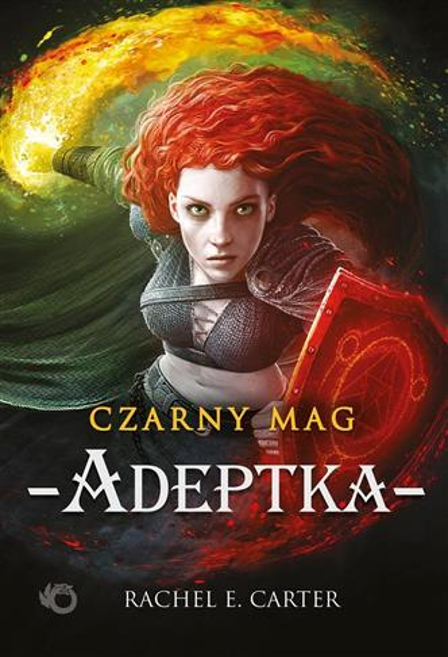 Czarny Mag. Adeptka T.2