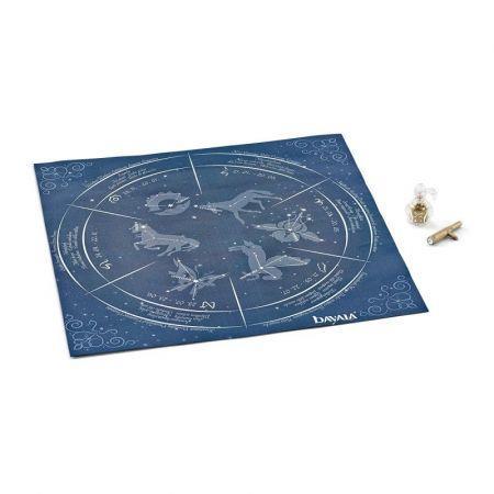 SCHLEICH Teleskop i mapa nieba