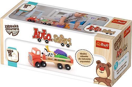 Auto Safari TREFL
