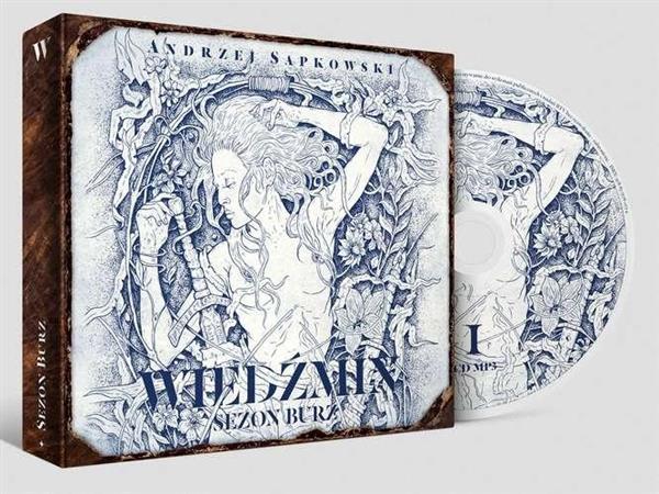 Wiedźmin 6 - Sezon burz Audiobook