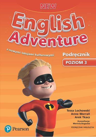 NEW ENGLISH ADVENTURE 3. PODRĘCZNIK.