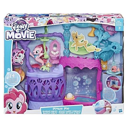 My Little Pony Movie Pinkie Pie i podwodny zamek