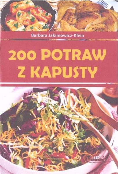 200 potraw z kapusty