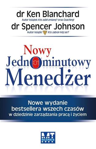 NOWY JEDNOMINUTOWY MENEDŻER BR OUTLET