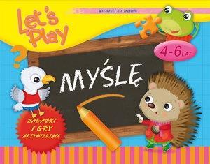 Lets Play Myślę Ćwiczenia i gry aktywizujące