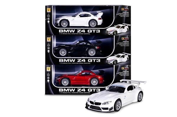 Auto na radio FF BMW Z4 GT3