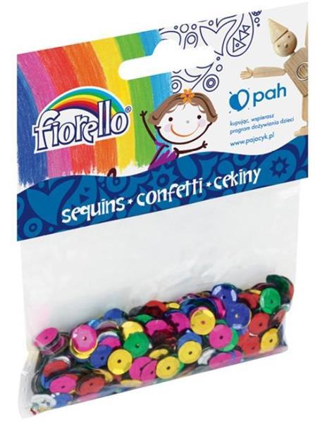 Confetti kółko łamane FIORELLO