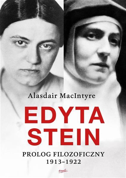 Edyta Stein. Prolog filozoficzny 1913-1922