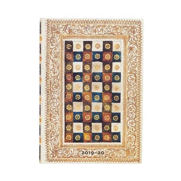 Kalendarz książkowy midi 2019-2020 Aureo