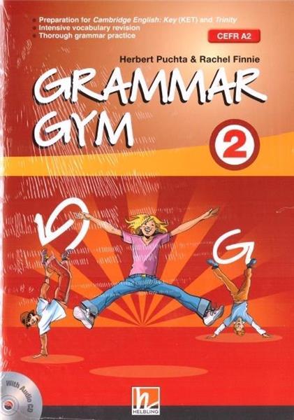Grammar Gym 2 A2 + audio CD