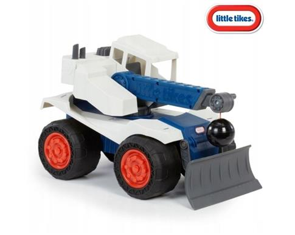 Pojazd budowlany Dirt diggers z kulą