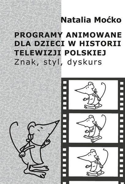 Programy animowane dla dzieci w historii..