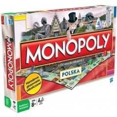 Hasbro Monopoly Polska Gra