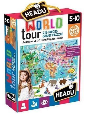 Podróż dookoła świata HEADU