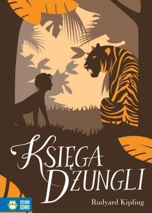 Literatura klasyczna. Księga Dżungli OUTLET