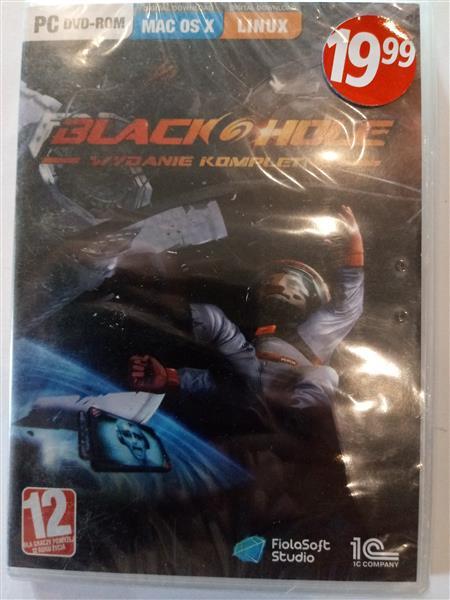 BLACK HOLE[POL] (PC)