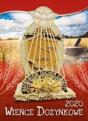 Kalendarz 2020 Ścienny Wieńce dożynkowe