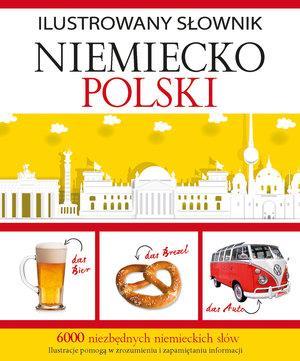 Ilustrowany słownik niemiecko-polski-29393