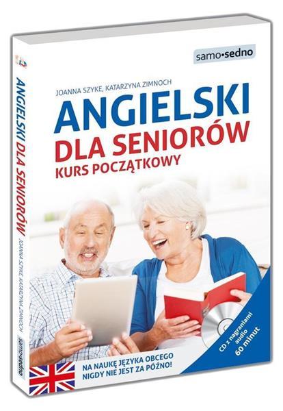 Angielski dla seniorow   CD  OUTLET-17191