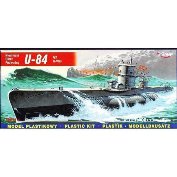 Okręt Podwodny U-84 Niemiecki-304395