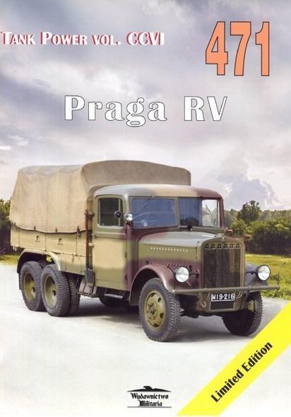 Praga RV. Tank Power vol. CCVI 471-324906
