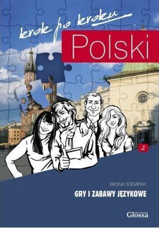 Polski krok po kroku. Gry i zabawy językowe 2