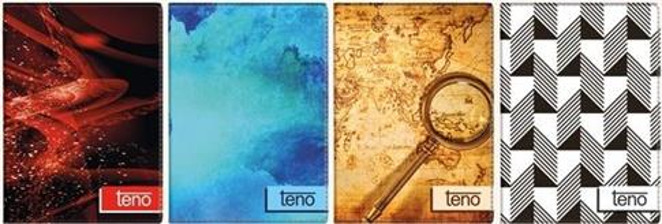 Kalendarz 2020 Notesowy TENO IMPRESS TELEGRAPH