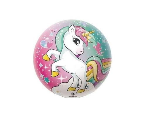 Piłka gumowa Unicorn 14 cm