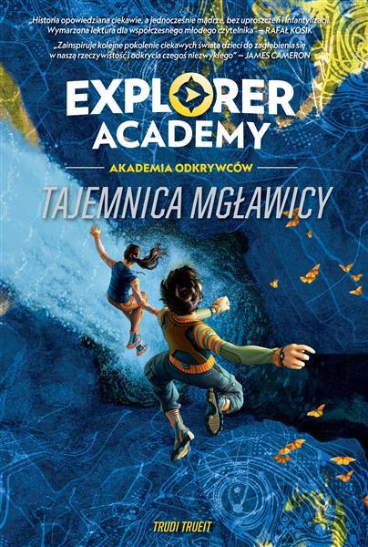 Explorer Academy. Akademia Odkrywców. Tajemnica mg