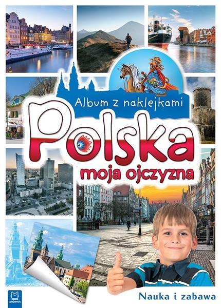 Album z naklejkami. Polska