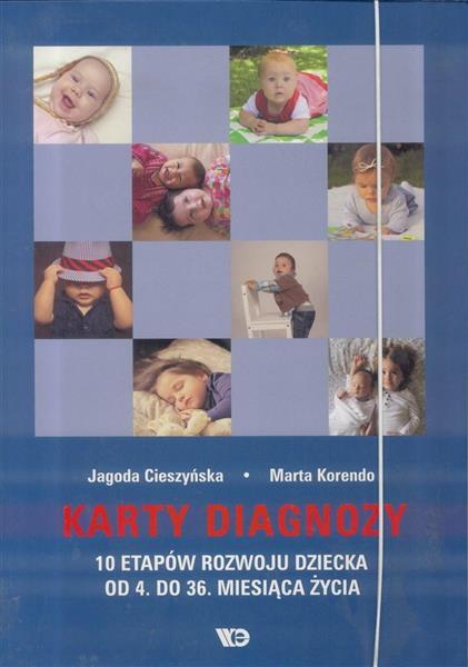 Karty diagnozy. 10 stapów rozwoju dziecka...