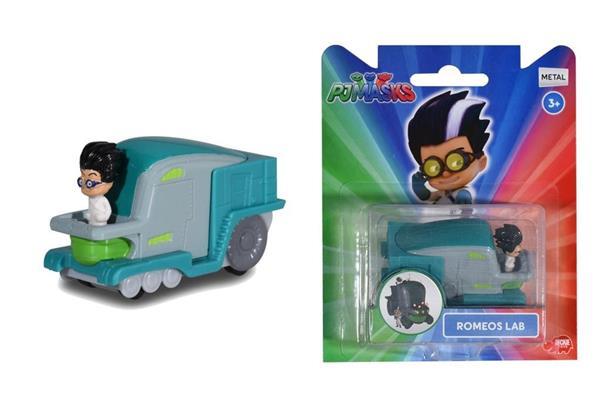 Pidżamersi Pojazd z figurką Romeo