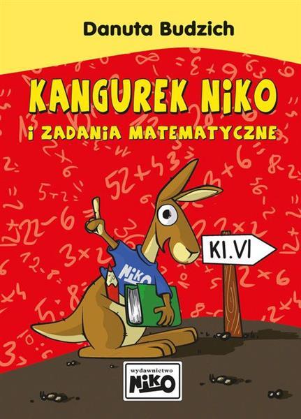 Kangurek Niko i zadania matematyczne dla klasy VI