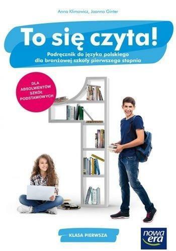 To się czyta! Podręcznik do języka polskiego dla b