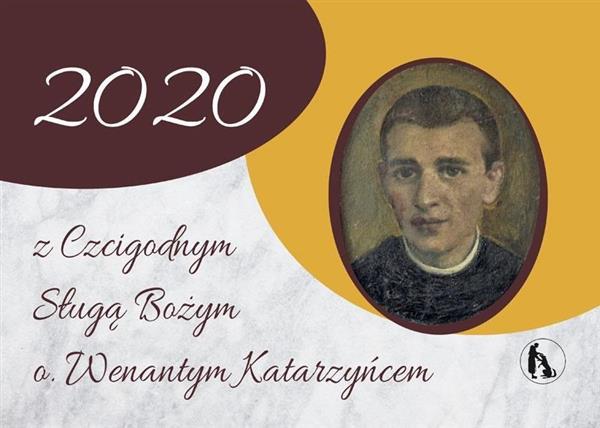 Kalendarz Rok 2020 z Czcigodnym Sługą Bożym...
