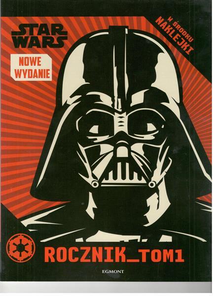Star wars Rocznik tom1 outlet