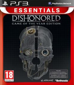 DISHONORED GOTY - ESSENTIALS PL (PC )