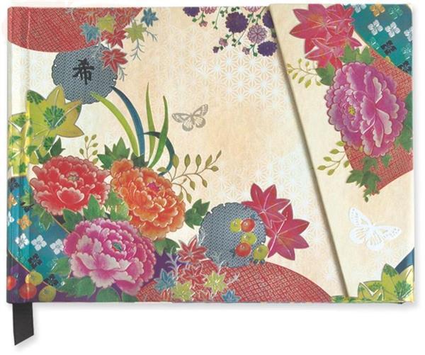 Notatnik ozdobny 0015-03 Madame Butterfly