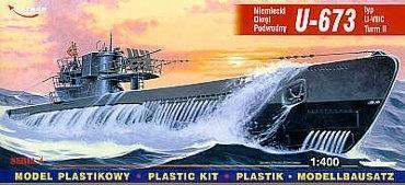 Okręt Podwodny U-673 Niemiecki